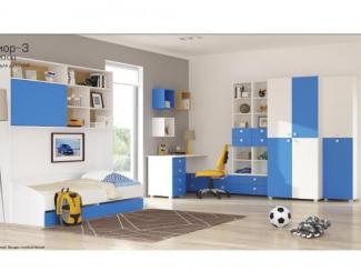 Детская Юниор-3 - Мебельная фабрика «Фарес»