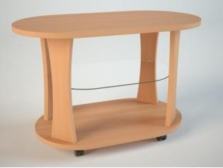 Овальный стол Фаворит 4 - Мебельная фабрика «Маэстро»