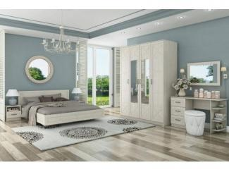 Модульная система Лозанна для спальни - Мебельная фабрика «Столлайн»