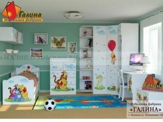 Детская Винни 2 - Мебельная фабрика «Галина»