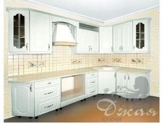 Белая кухня  - Мебельная фабрика «Джая»