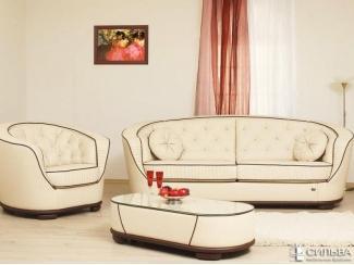 Диван Эссен - Мебельная фабрика «Сильва»