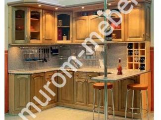 Кухонный гарнитур угловой Маркиза - Мебельная фабрика «Муром-мебель»