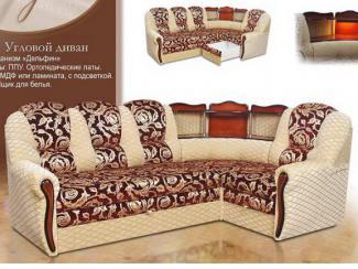 диван угловой «Идель-6» - Мебельная фабрика «Идель»