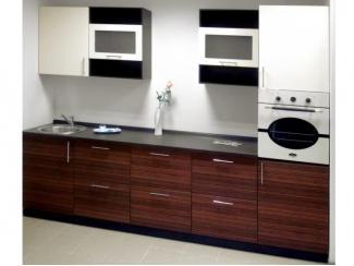Кухня Лусидо фасады из красного дерева - Мебельная фабрика «Основа-Мебель», г. Ульяновск