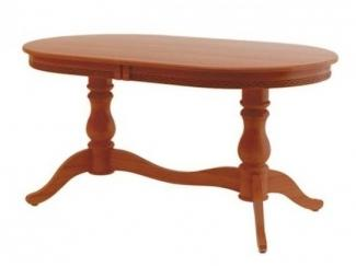 Овальный обеденный стол  - Мебельная фабрика «Фран»
