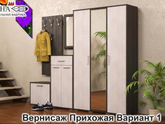 Прихожая Вернисаж вариант 1 - Мебельная фабрика «Элна»