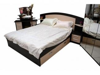 Кровать Лотос - Мебельная фабрика «Диван Дома»