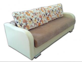 Прямой диван Тик-так 2 - Мебельная фабрика «Триумф мебель»