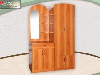 Прихожая Малютка 3 (ЛДСП) - Мебельная фабрика «Элна»
