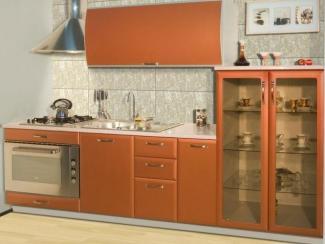 Кухонный гарнитур прямой Волна-Солнечная
