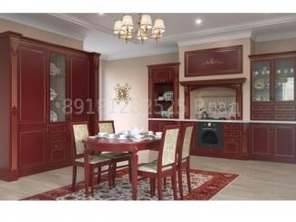 Кухня фасад МДФ Эмаль Классика - Мебельная фабрика «Мастера Комфорта»