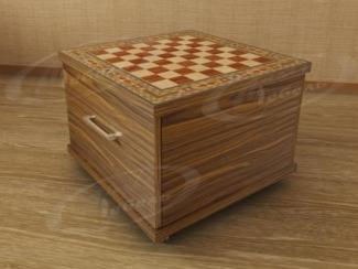 Стол журнальный Шахматный - Мебельная фабрика «Ладос-мебель»