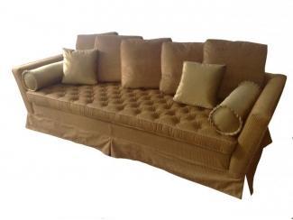 Прямой диван в гостиную  - Мебельная фабрика «Аркос»