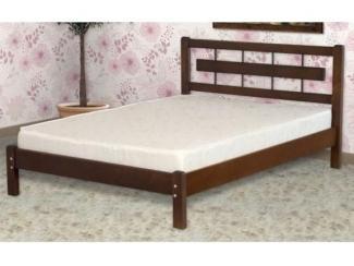 Кровать из массива березы Вега 1