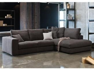 Стильный диван для гостиной Bruno - Мебельная фабрика «Alternatиva Design»
