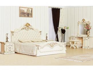 Набор мебели для спальни МЕЛАНЖ - Мебельная фабрика «Арида»