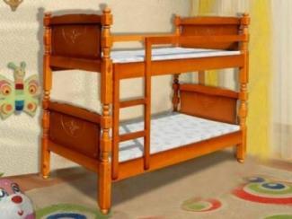 Кровать Двухъярусная - Мебельная фабрика «Мебельная Сказка»