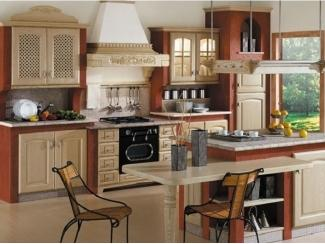 Кухонный гарнитур ИТ-10 - Мебельная фабрика «АКАМ»