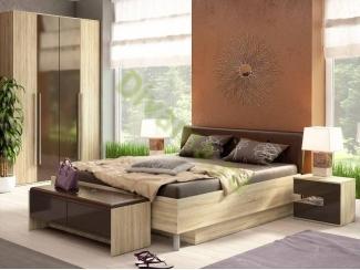 Спальня Паули - Мебельная фабрика «Фиеста-мебель»