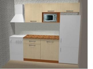 Маленькая кухня Идеал  - Мебельная фабрика «Северная Двина»