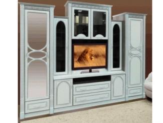 Гостиная стенка Аграф-2 - Салон мебели «РусьМебель»