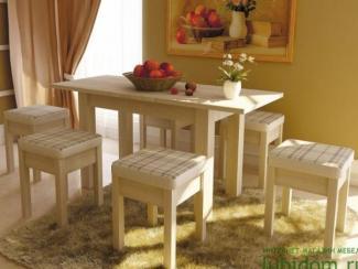 кухонный уголок Сити Сонома Светлая - Мебельная фабрика «Любимый дом (Алмаз)»