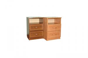 Тумба прикроватная - Мебельная фабрика «Колпинская мебель»