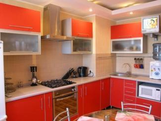Кухня в алюминиевом профиле - Мебельная фабрика «Династия»