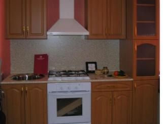 Кухонный гарнитур прямой 54 - Мебельная фабрика «Л-мебель»