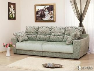 Мягкий диван Барлетта  - Мебельная фабрика «Сильва»
