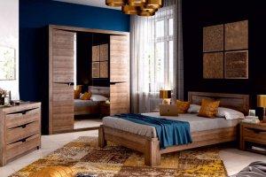 Новая спальня Соренто - Мебельная фабрика «Мебельград», г. Брянск