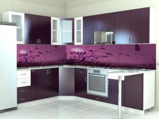 Угловая кухня Смак 15 - Мебельная фабрика «Лига Плюс»