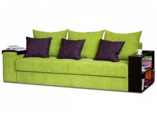 Прямой диван с полками Флай Люкс - Мебельная фабрика «Могилёвмебель», г. - не указан -