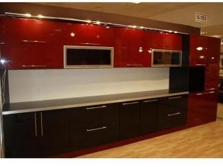 Прямая кухня - Мебельная фабрика «Три кита»