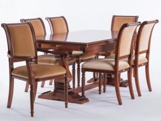 ОБЕДЕННАЯ ГРУППА ИМПЕРИАЛ - Мебельная фабрика «Sedie Tavoli»