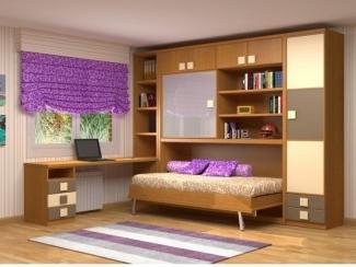 Детская с кроватью-трансформером - Мебельная фабрика «Таурус»
