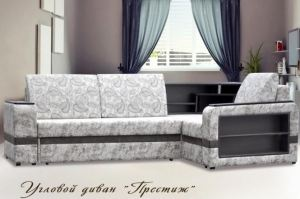 Диван Престиж угловой - Мебельная фабрика «VEGA STYLE»