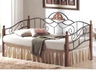 Односпальная кровать MK-1916-RO - Импортёр мебели «M&K Furniture»