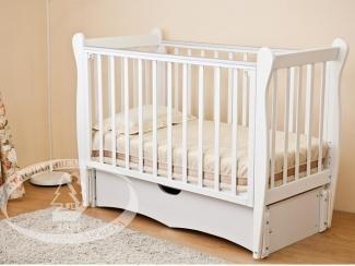 Детская кроватка Сибирочка С 777 - Мебельная фабрика «Красная звезда»