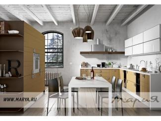 Кухонный гарнитур угловой Twist - Мебельная фабрика «Мария»