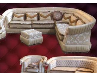 диван угловой Султан