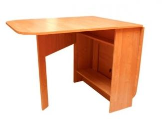 Стол-книжка Овал и Квадрат - Мебельная фабрика «Вивека»