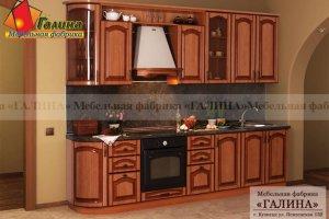 Кухонный Гарнитур Патина 007 - Мебельная фабрика «Галина»