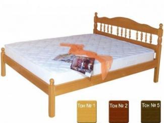 Кровать Ретро ОС (1 спинка) - Мебельная фабрика «Егорьевск»