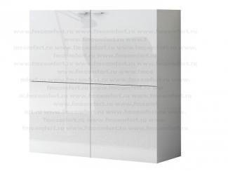 Белый комод Элит  - Мебельная фабрика «Комфорт»