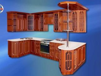 Кухня угловая «Леонардо» - Мебельная фабрика «Альянс»