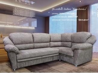 Угловой диван Кардинал - Мебельная фабрика «Вариант-М»