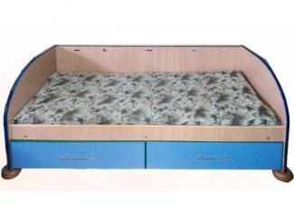 Кровать детская Волна-2