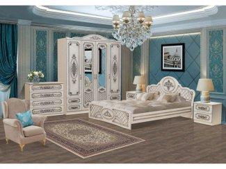 Спальня Виктория 2 - Мебельная фабрика «Аристократ» г. Часовенная